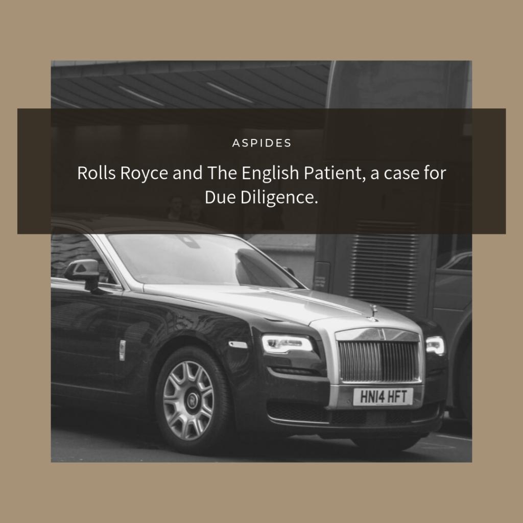 Intellectual Property Brisbane Rolls Royce