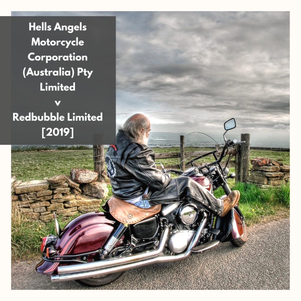 Hells angels - Trade Mark