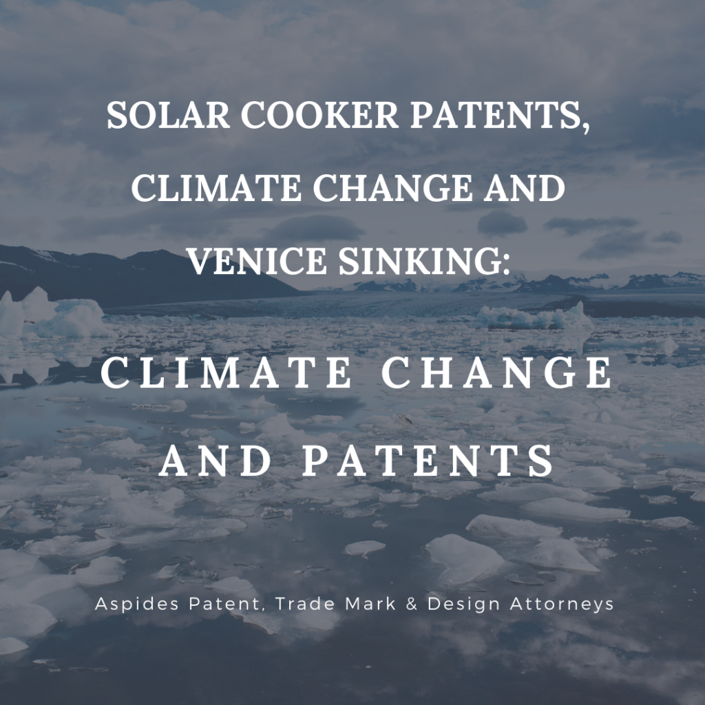 climate change brisbane patent attorney