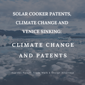 climate change brisbane patent attorney