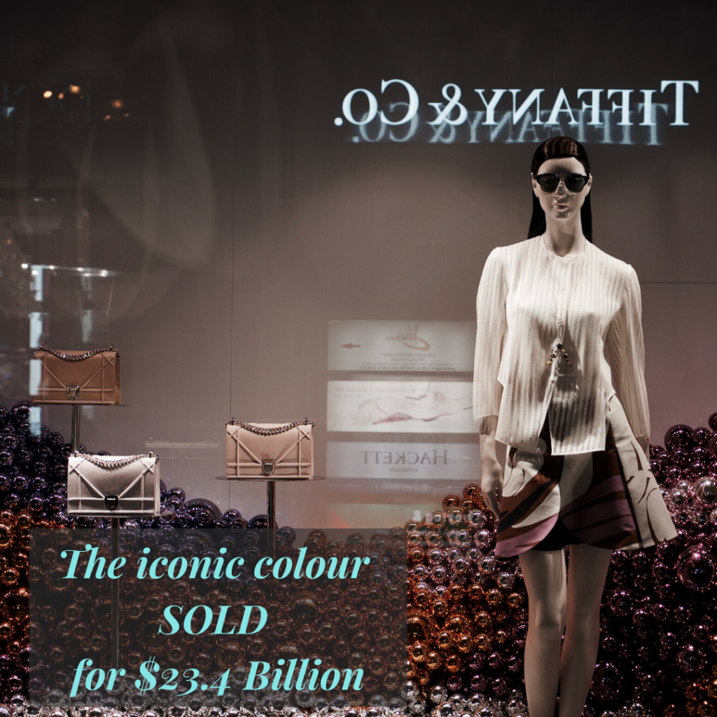 Tiffany & Co Louis Vuitton Sold 23.4 billion